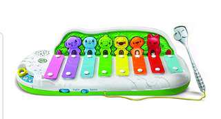 LeapFrog Learn And Groove Xylophone Zoo
