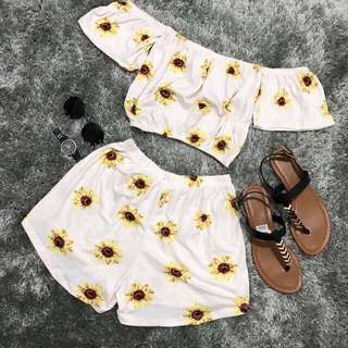 🌼NEWLY DESIGNS Lolita Terno Crop🌼