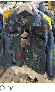 DICARI Stradivarius Jacket Denim