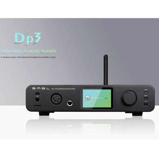 🚚 Group Buy - SMSL DP3 DSD LAN / Wifi / Bluetooth Music Server with USB in/out