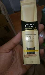 Olay total effects CC Cream spf 15