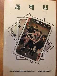 Shinee撲克牌