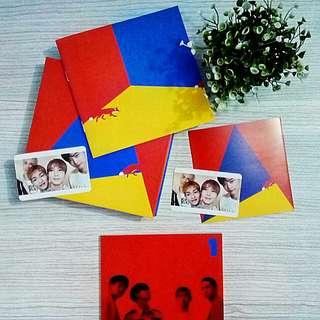 [WTT/WTB] SHINee's The Story of Light Ep. 1 Photocard