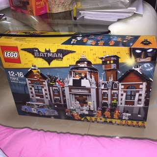全新 Lego The Batman movie 70912 Arkham Asylum