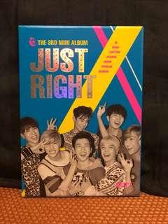 GOT7 Just Right Album