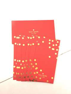 Kate Spade New York Red Packets