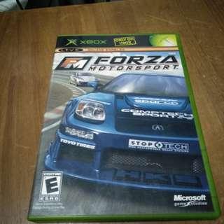 Xbox 360 forza Motorsports