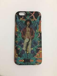 Regarde jimi hendrix iphone 6 case
