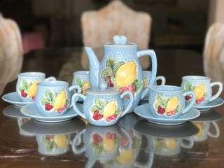 8pc Tea Set