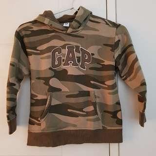 Jacket anak coco GAP with hood