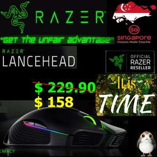 Razer Lancehead Wired/Wireless Gaming Mouse. ( Offer till 15 July 2018...End )