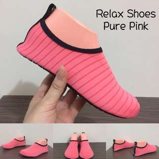 Relax Shoes Pure Pink