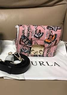 Furla蝴蝶手袋