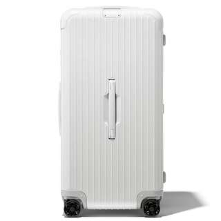 "RIMOWA ESSENTIAL Trunk Plus 31"" 832.80.66.4 White Gloss 新款純白色HKD7200😘"