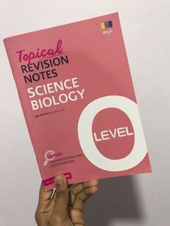 O level revision notes!!
