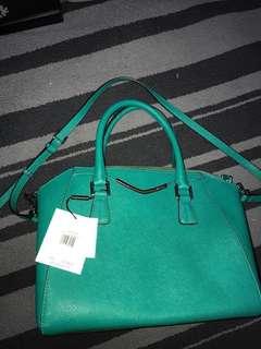 CALVIN KLEIN 綠色女裝手袋 美國購買