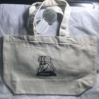 「全新」大創 女子事務所的袋子