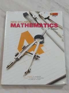 🚚 New Syllabus Mathematics (7th edition)