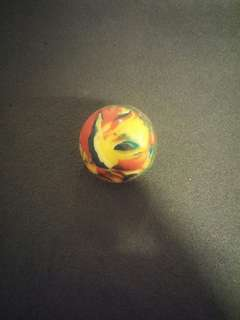 Free bouncing ball (set 2)