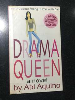 Drama Queen by Abi Aquino