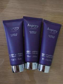 Asprey Body Lotion