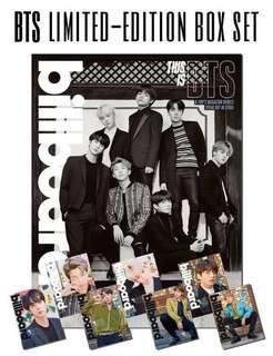 🚚 BTS 防彈少年團 Billboard 限量 絕版 雜誌 現貨