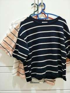Stripes Top korean style