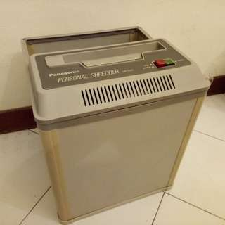 PANASONIC Paper Shredder (MP-S20)