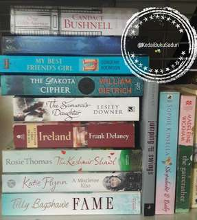 preloved novels