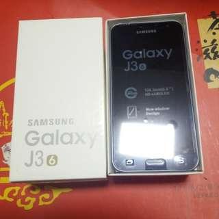 Galaxy j3 4g original new full set box