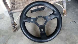 Luisi Steering Wheel