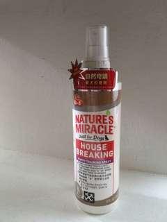🚚 8in1自然奇蹟 引便劑 寵物用 如廁訓練噴劑