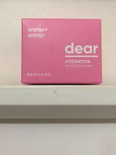 🚚 Banila co. Dear hydration boosting cream