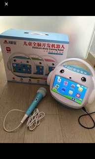 Ming Xiao Children Brain Training Robot
