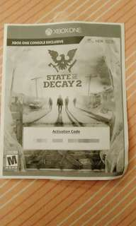 🚚 State of Decay 2