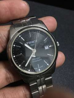 Tissot watch Quartz 天梭石英錶