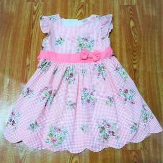Girl floweriest dress