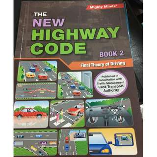 Highway Code Textbook for Final Theory Driving Lessons (FTT)