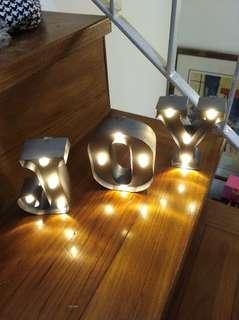 Mini Marquee Light