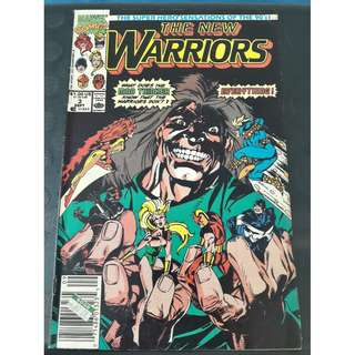The New Warriors #3