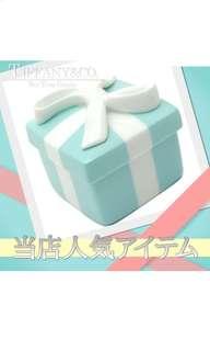 (新品)TIFFANY 陶器製盒子