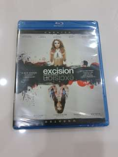 A Brand New Blu Ray Disc (Title:Excision)