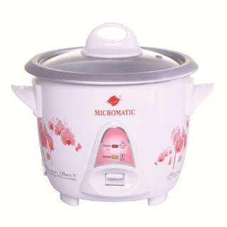 MICROMATIC RICE COOKER MRC-8 1.5L