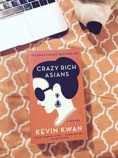 Crazy Rich Asians | by Kevin Kwan