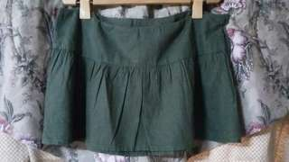 Cotton Miniskirt H&M Divided