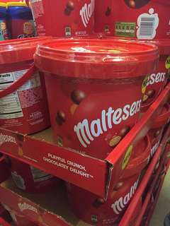 Maltesers Tub