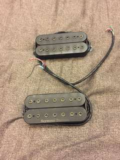 Seymour Duncan Alpha & Omega 7 String Sexy Set