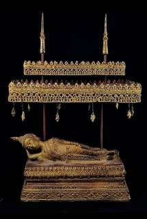 Rattanakosin Sleeping buddha bucha
