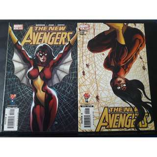 New Avengers #14 & #15