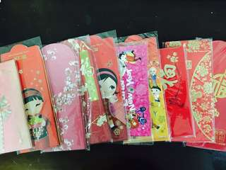 Assorted Red Packet (Ang Bao)